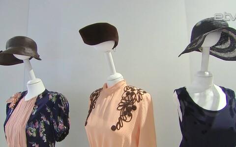 Выставка женской моды.