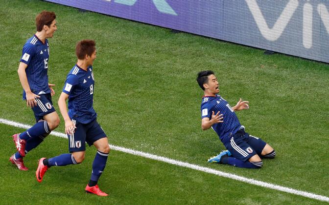 Jaapani jalgpallikoondis