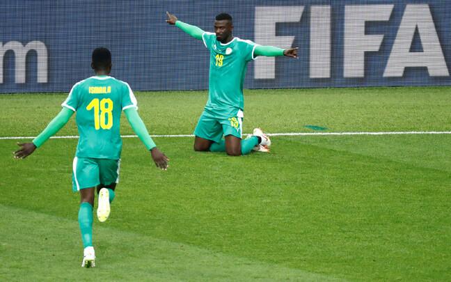 Senegali jalgpallikoondis