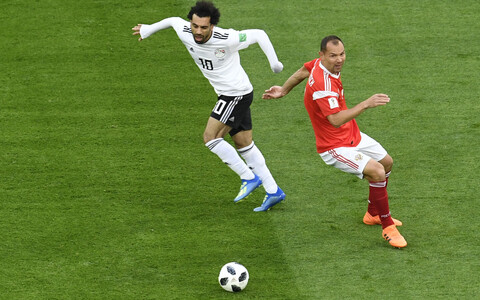Mohamed Salah, Sergei Ignaševitš