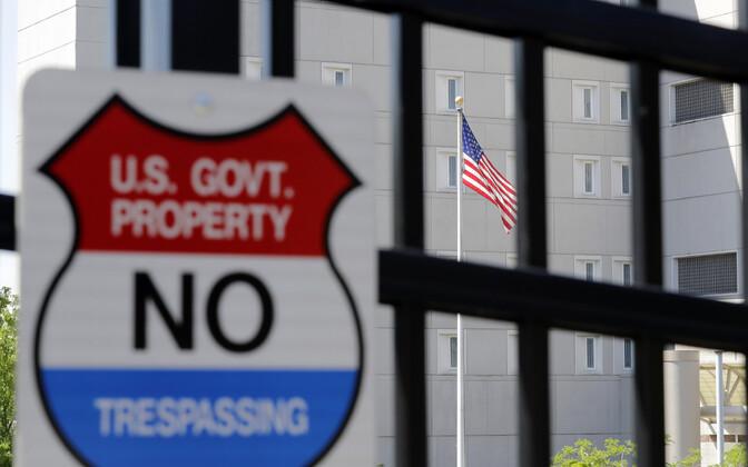 Migrantide kinnipidamisasutus Washingtoni osariigis.