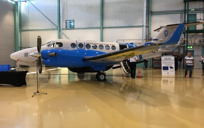 Самолет для мониторинга окружающей среды PPA