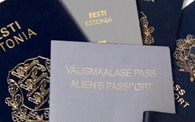 Eesti passid
