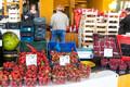 Maasikate hind Balti jaama turul
