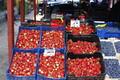 Maasikate hind Keskturul