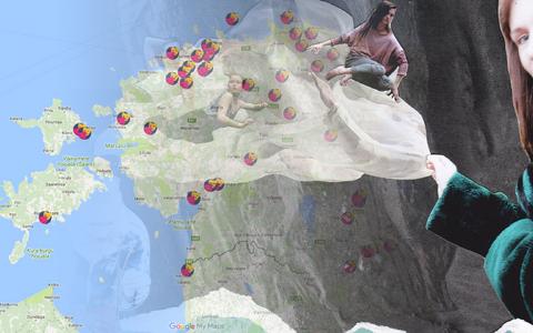 Suvelavastusi jagub leitud kohtadesse üle Eesti.