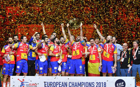 Tänavu tuli Euroopa meistriks Hispaania.