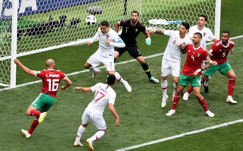 Portugal - Maroko.