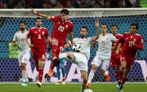 Иран-Испания.