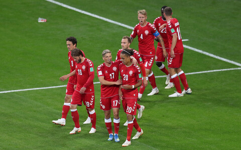 Taani jalgpallikoondis