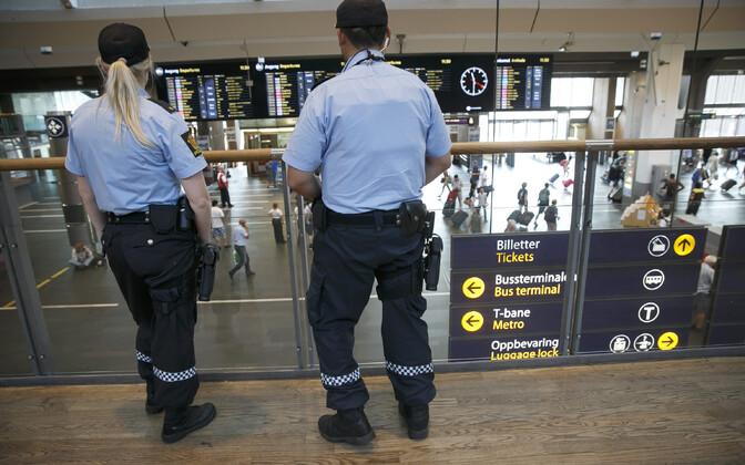 Norra politseinikud.