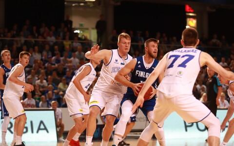 Eesti - Soome maavõistlus