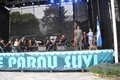 Пярну 21 июня официально вступил в права летней столицы Эстонии.