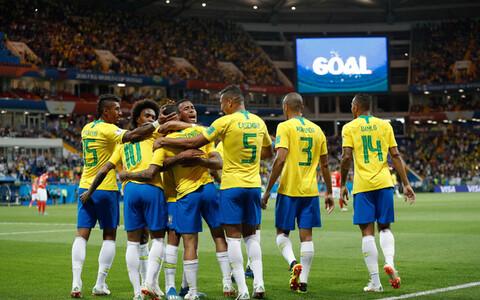 Brasiilia jalgpallikoondis.