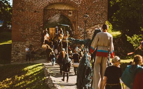 Keskaja päevad Viljandis