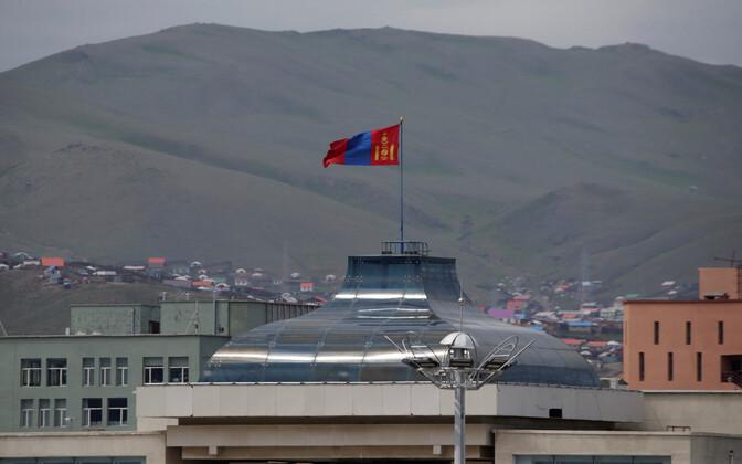 Mongoolia lipp.