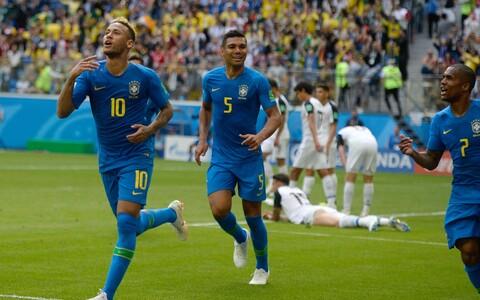 Neymar ja Brasiilia jalgpallikoondis