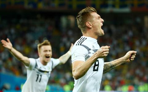 Saksamaa - Rootsi.