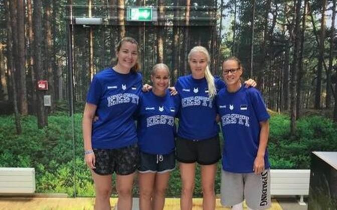 Eesti naiste 3x3 korvpallikoondis