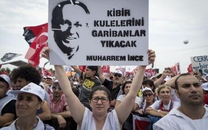 24 июня в Турции прошли выборы президента.