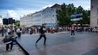 Праздник танца в Тарту