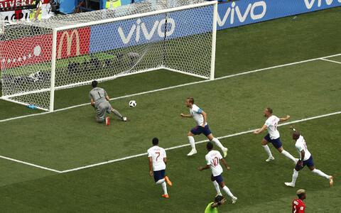 Harry Kane lõi Panama võrku kolm palli