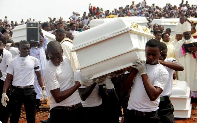 Põllupidajate ja karjakasvatajate etnilistes kokkupõrgetes hukkus 86 inimest.