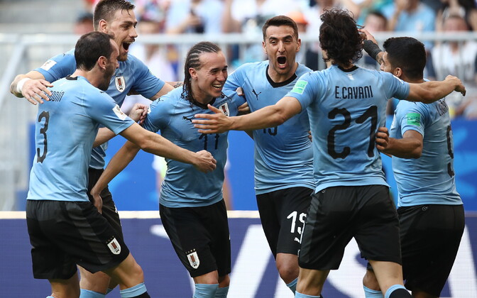 Uruguay jalgpallikoondis