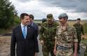 Peaminister Ratas Ämaris liitlastega Prantsusmaalt, Suurbritanniast ja USA-st.