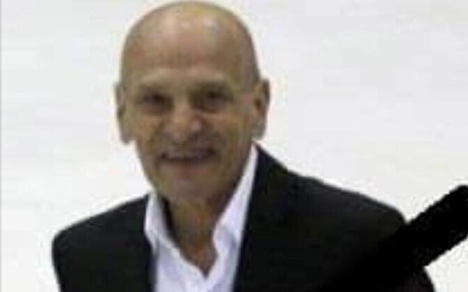 Александр Романцов (1949-2018).