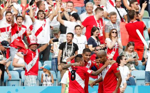 Peruu jalgpallikoondis