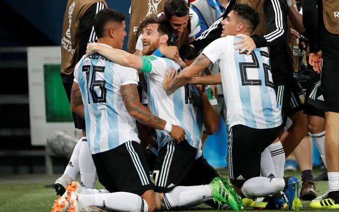 Argentina jalgpallikoondis