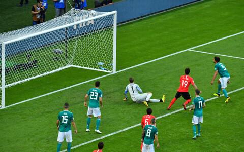 Lõuna-Korea alistas MM-il Saksamaa 2:0