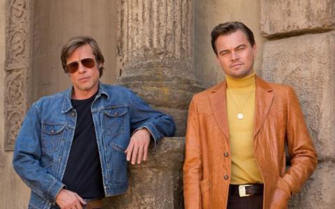 Brad Pitt ja Leonardo DiCaprio