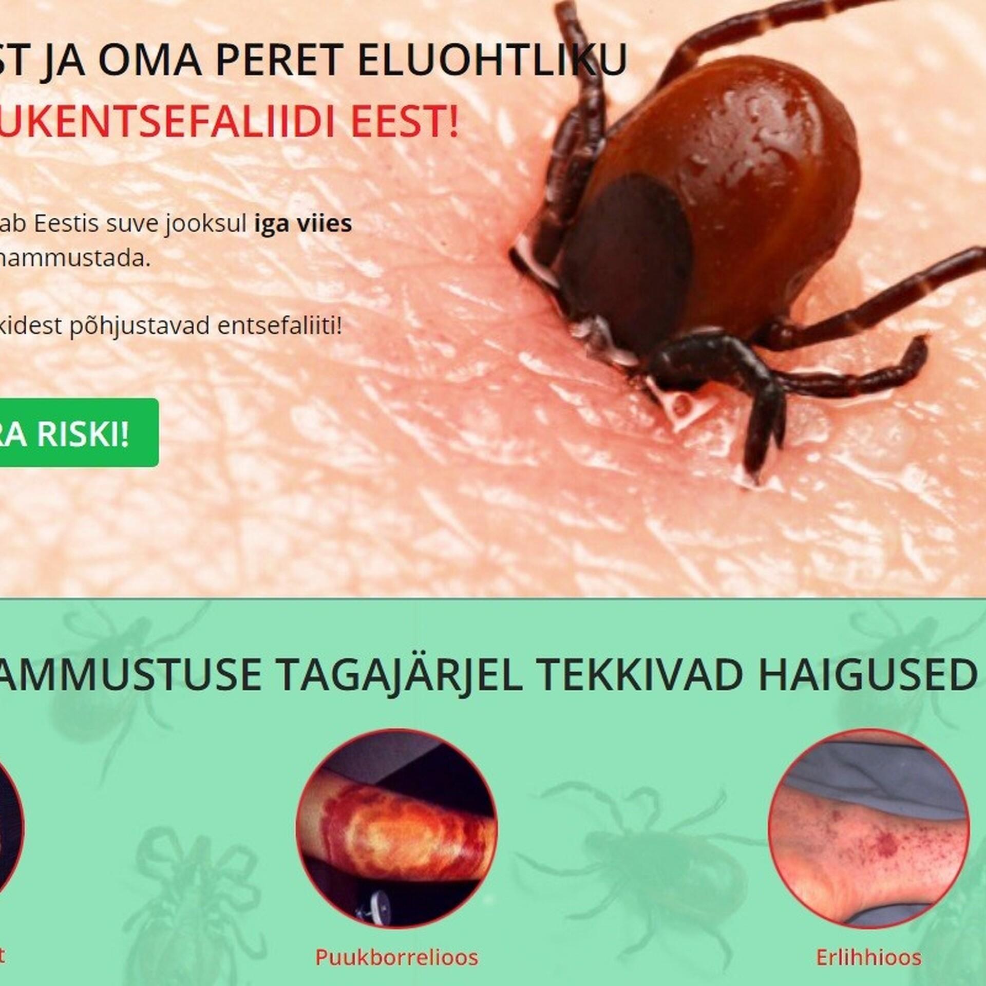 04957f93c75 Tarbijakaitseamet hoiatab tervisepood24.ee eest | Eesti | ERR