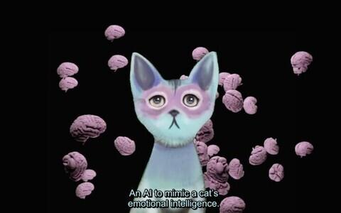 Pinar Yoldas. Kitty Ai: Tehisintellekt kui valitseja. 2016.