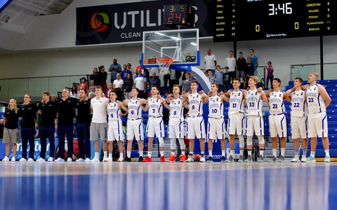 Mullune Eesti U-18 korvpallikoondis