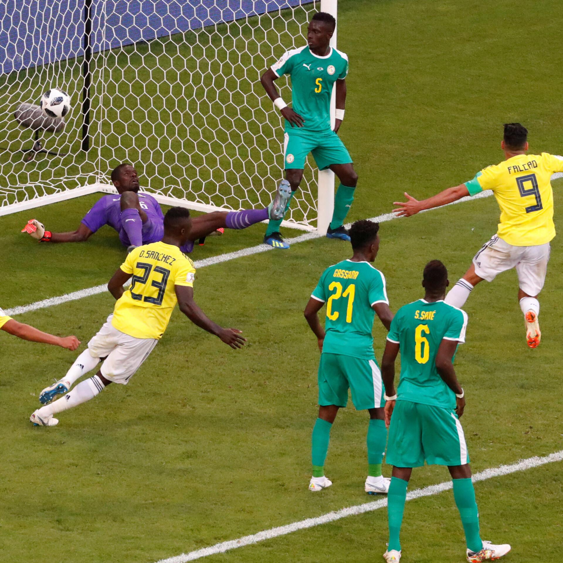 1025de2fa05 Kollased kaardid kukutasid Senegali konkurentsist | Jalgpalli MM | ERR