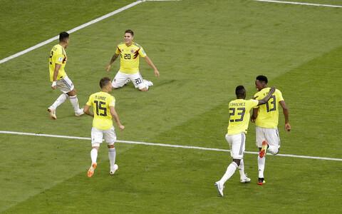 Kolumbia jalgpallikoondis