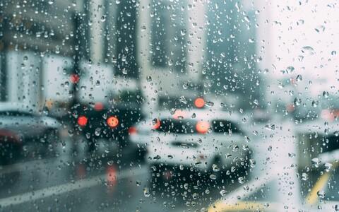 Дождь. Иллюстративное фото.