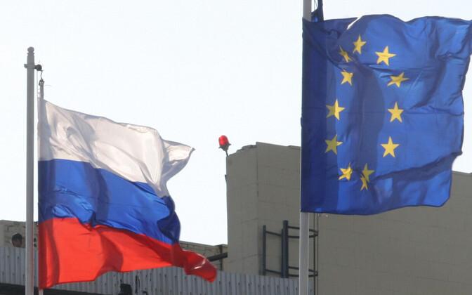 Venemaa ja Euroopa Liit.