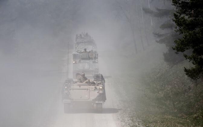 USA väekontingent Saksamaal