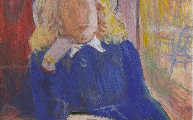 Herman Aunapuu maalirepro.