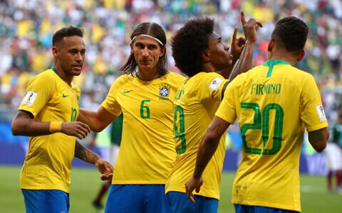 Brasiilia jalgpallikoondis