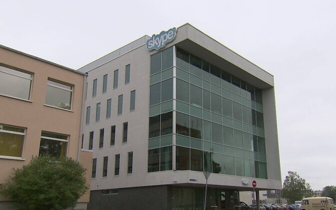 Skype Estonia headquarters in Tallinn's Mustamäe District.