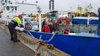 3. juulil startis Amalie koos reisijate ja ruhnlastele vajaliku kaubaga Saaremaalt Ruhnu suunas