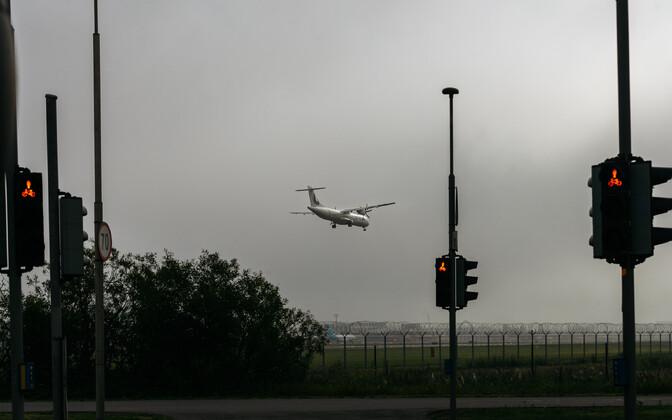 Tallinna lennujaam.