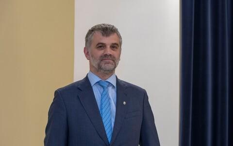 Кристьян Прикк получил новое назначение.