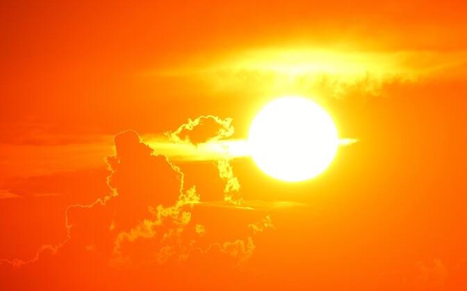 В Канаде стоит невыносимая жара.