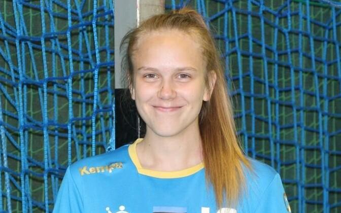HC Kehra joonemängija Heete Kuuskla on peatreener Martin Noodla sõnul kogu turniiri olnud Eesti koondise tugisammas keskkaitses.